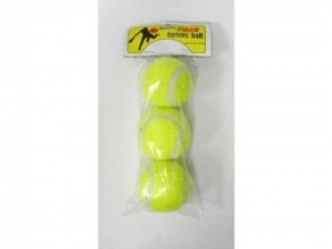 Tennis balls 3 pcs   MJ8128