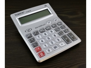 12-digit calculator, large display  MJ9934