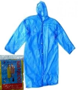 Raincoat with sleeves  MJ2748