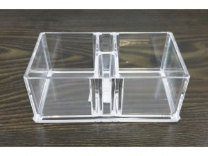 Acrylic organizer for cosmetics or jewelry  MB-10288