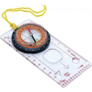 Compass for reading and determination map  MJ8160