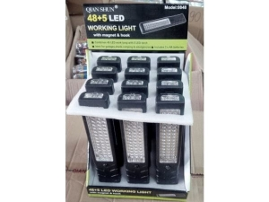 Workshop lamp 48 LED + 5LED   MB-9179