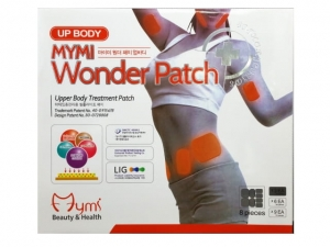 Wonder Patches -Upper Body & Chest Treatment Patches - 8Pcs/Set  MJ9336