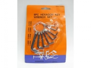 Hex key set 8 piece  MJ8036