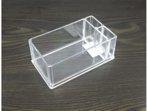 Acrylic organizer for cosmetics   MB-10287