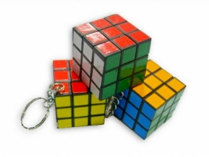 Keychain Magic Cube