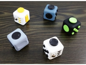Antistress Squishy Toy - Fidget Cube; 3 cm   MJ-KQ0251